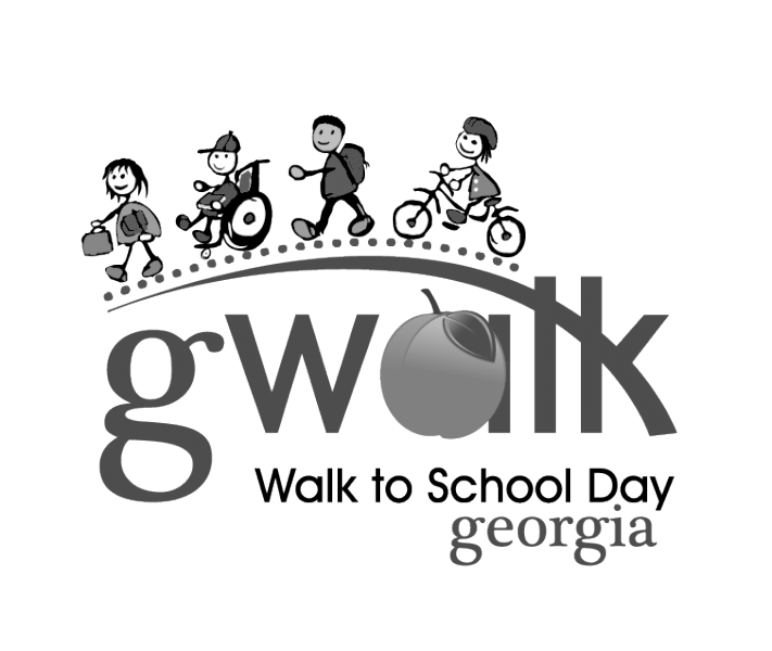 Walk to school clipart black and white vector Walk To School PNG Black And White Transparent Walk To School Black ... vector