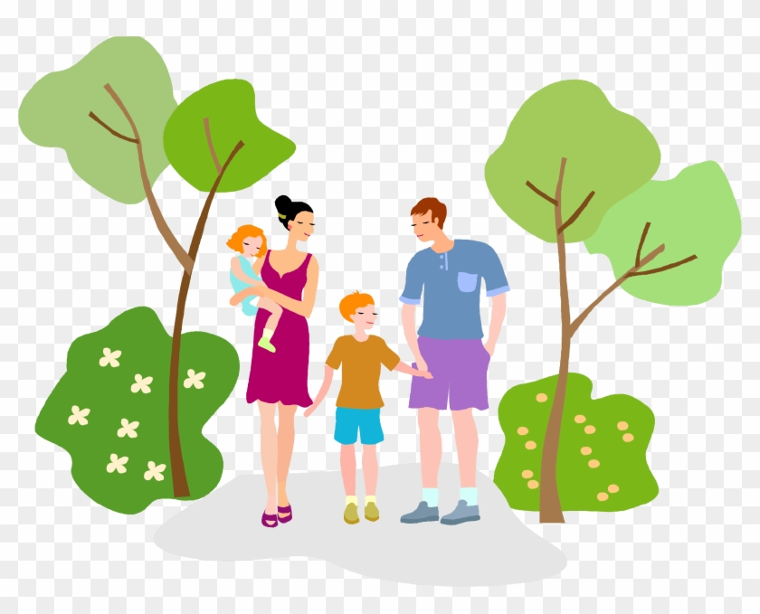 Walk to the park clipart jpg transparent download Hiking Clipart Nature Walk - Walk In The Park Clipart, HD ... jpg transparent download
