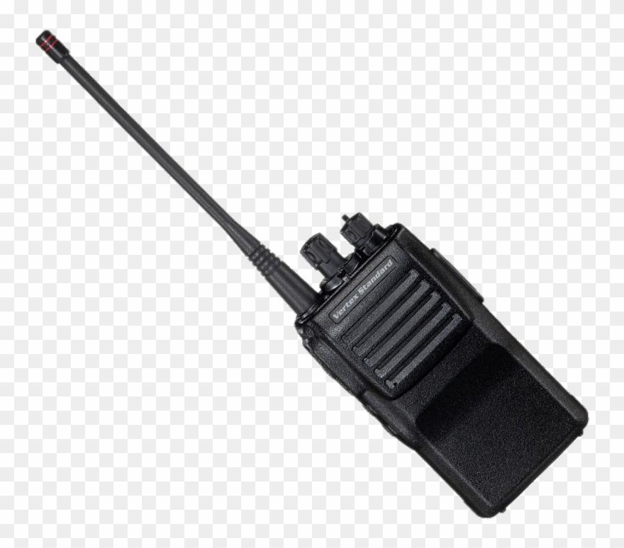 Walkie talkie radio clipart vector freeuse stock Black Walkie Talkie - Walkie Talkie Clipart (#171017 ... vector freeuse stock