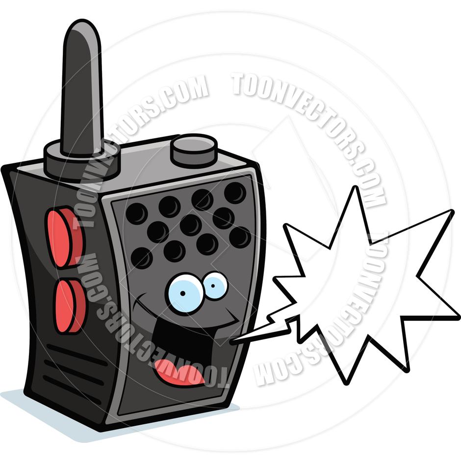 Walkie talkie radio clipart clip art royalty free Walkie-Talkie Smiling | Clipart Panda - Free Clipart Images clip art royalty free