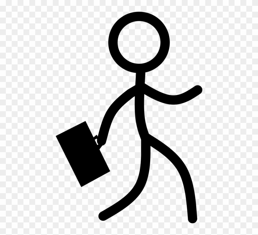 Walking clipart stick man picture library library People Walking Clipart 28, Buy Clip Art - Stick Man Walking ... picture library library