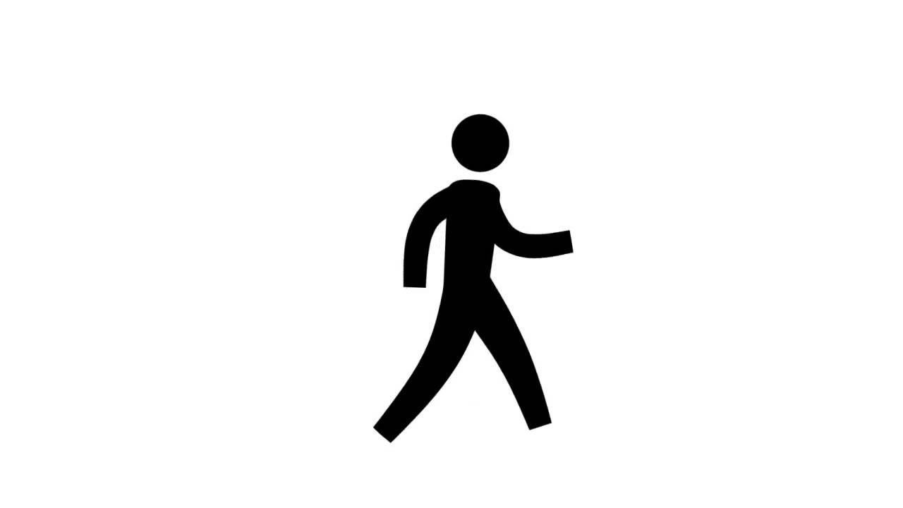 Walking clipart stick man png black and white library Stick figure walking clipart 3 » Clipart Station png black and white library