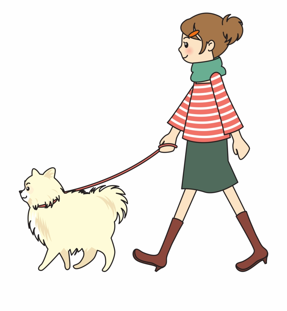 Walking dog clipart icon jpg freeuse stock This Free Icons Png Design Of Woman Walking A Dog - Walking ... jpg freeuse stock