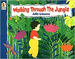 Walking in jungle clipart jpg freeuse library Walking Through the Jungle Big Book ... - Amazon.com jpg freeuse library