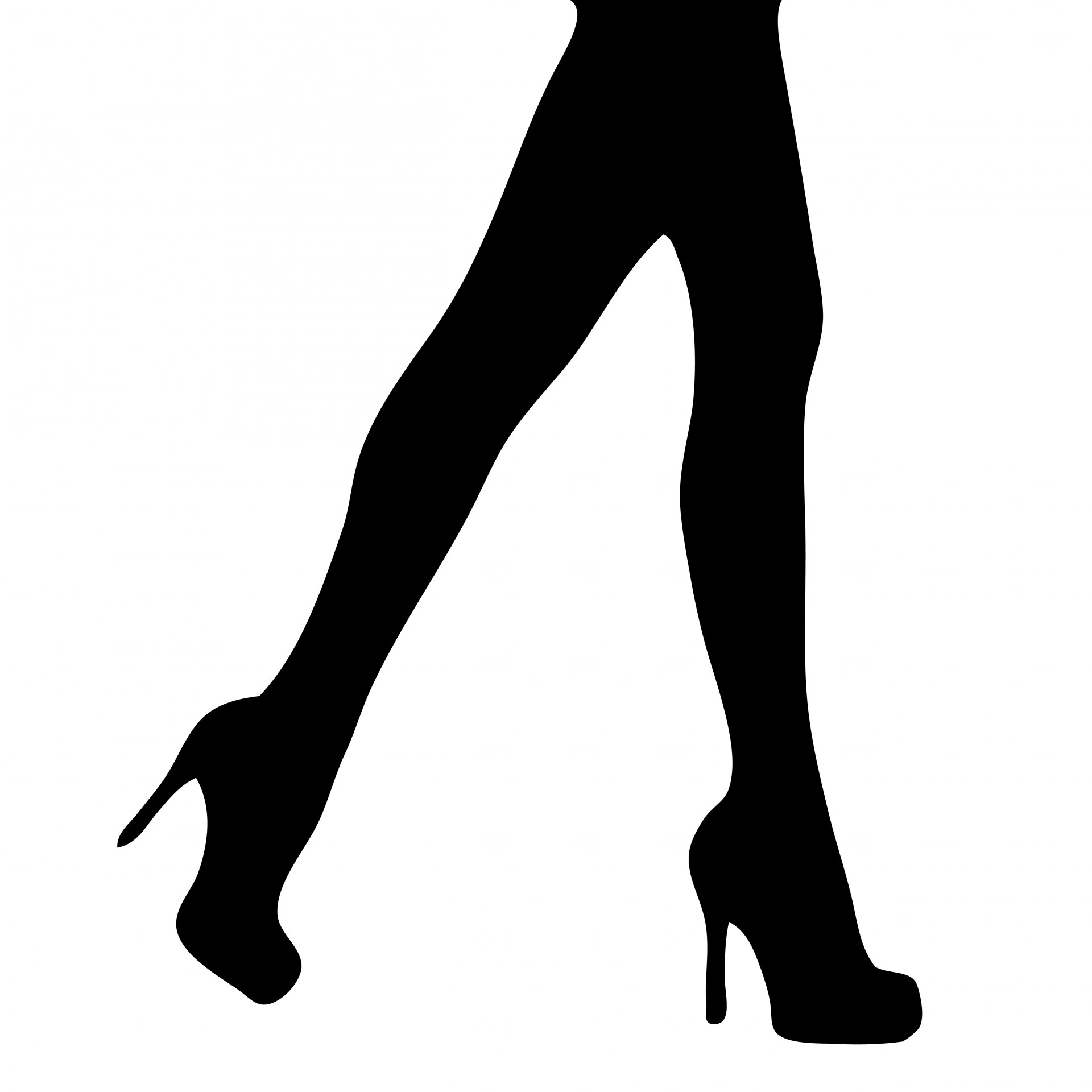 Walking legs clipart transparent svg free library Legs clipart woman leg, Legs woman leg Transparent FREE for ... svg free library