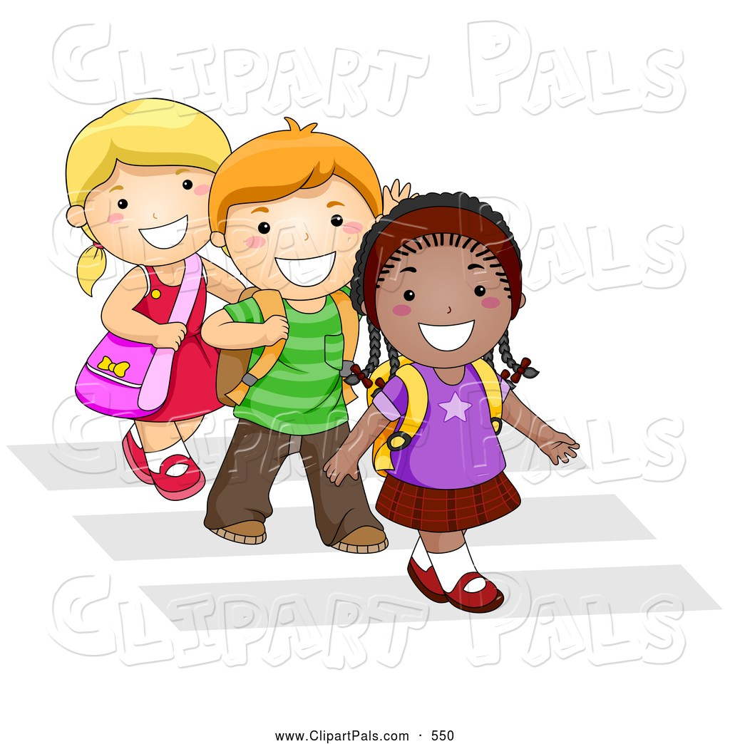 Walking line clipart graphic freeuse download Students walking in line clipart 3 » Clipart Portal graphic freeuse download