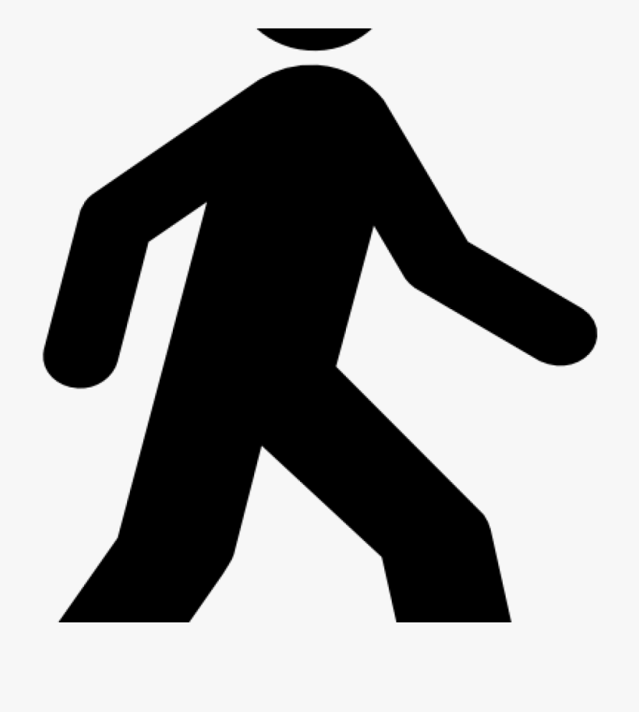 Walking man clipart picture freeuse download Man Walking Silhouette Png - Walking Clipart Person Walking ... picture freeuse download