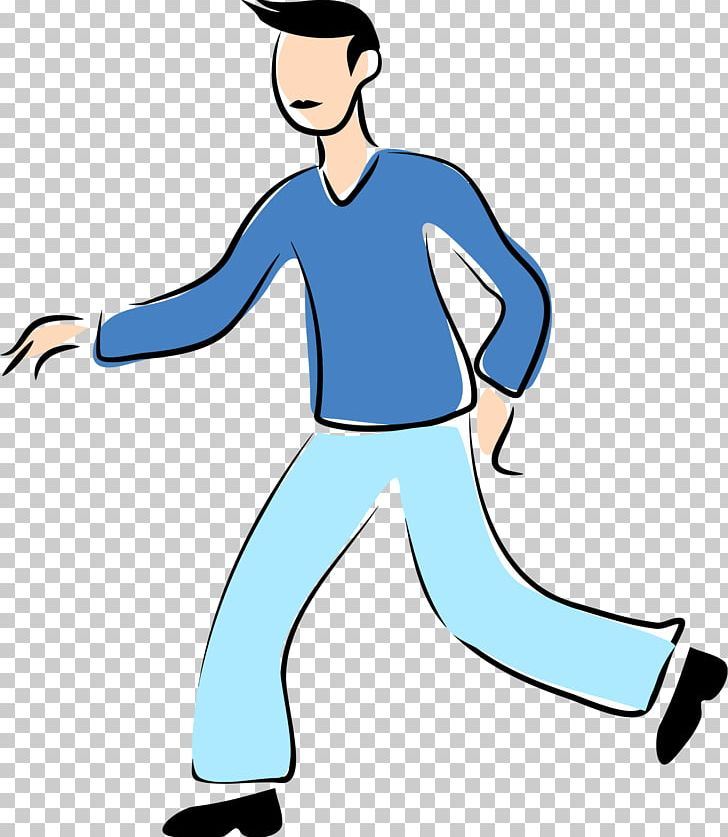 Walking man clipart clip black and white library Walking Man PNG, Clipart, Arm, Big Man Cliparts, Blue ... clip black and white library