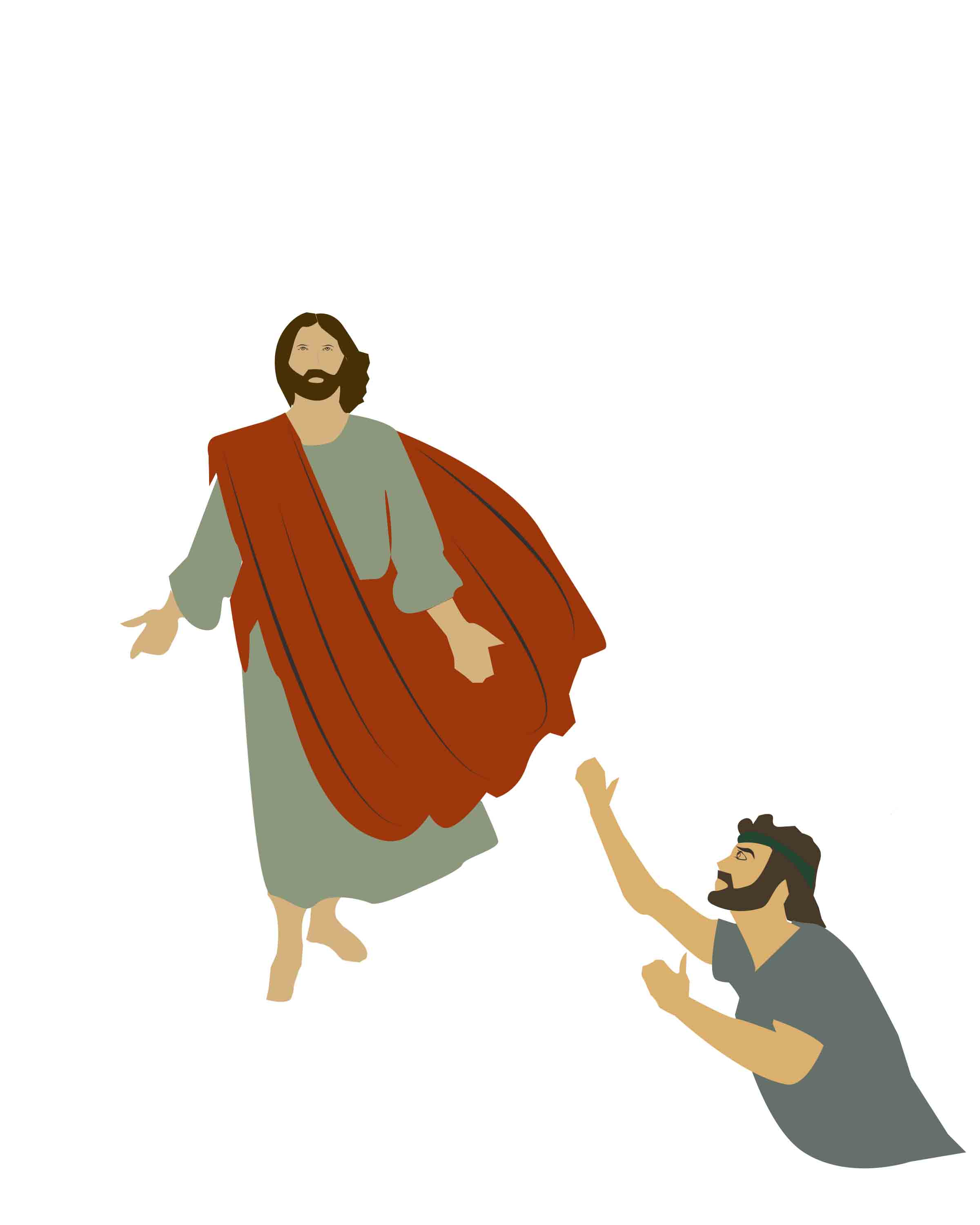 Walking on water clipart free svg Jesus Walks on Water- Activity-March 28-31-Come Follow Me ... svg