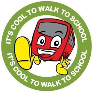 Walking school bus clipart png library Walking School Bus png library