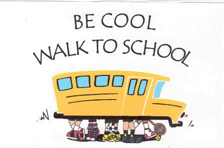 Walking school bus clipart transparent library Walking School Bus - Tell City - Troy Township Schools transparent library
