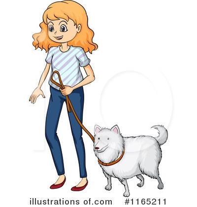 Walking the dog clipart svg Clipart dog walking - ClipartFest svg