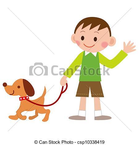 Walking the dog clipart free stock Dog walking Clipart and Stock Illustrations. 5,877 Dog walking ... free stock