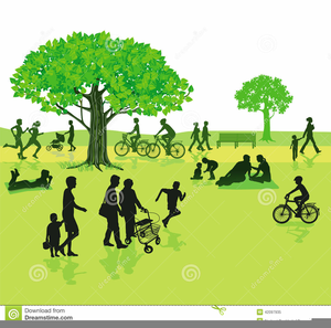 Walking to the park clipart jpg transparent stock Walking In The Park Clipart   Free Images at Clker.com ... jpg transparent stock