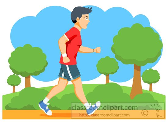 Walking to the park clipart banner free stock Pin by sophie provencher on clipart   Jogging, Clip art ... banner free stock