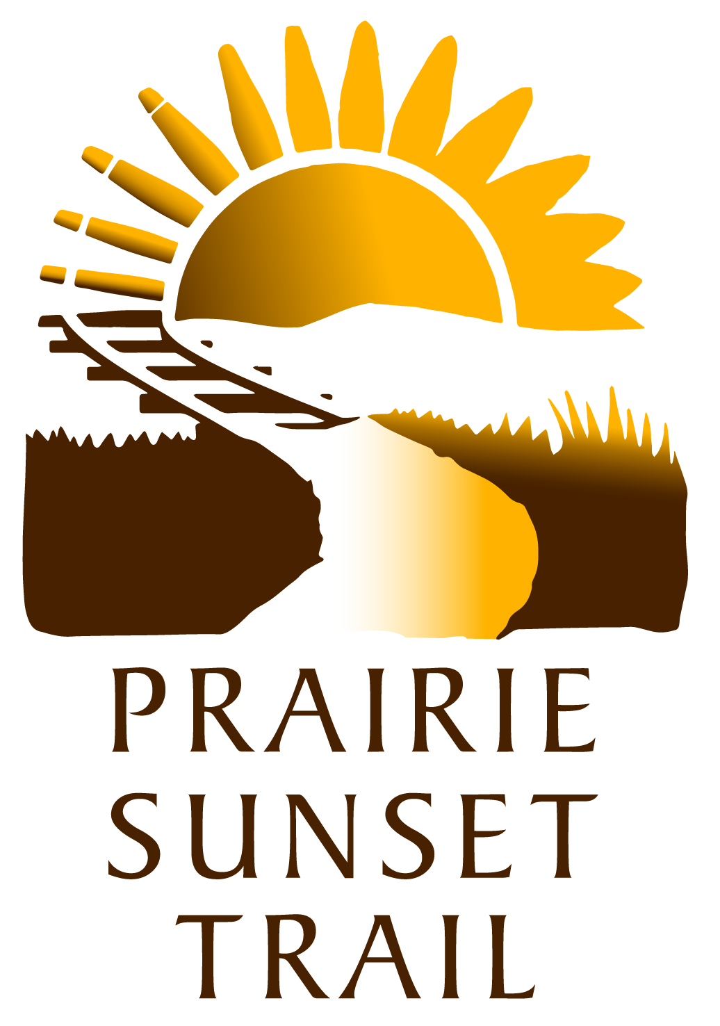 Walking trail clean up clipart transparent Prairie Sunset Trail | Public trail in central Kansas for ... transparent