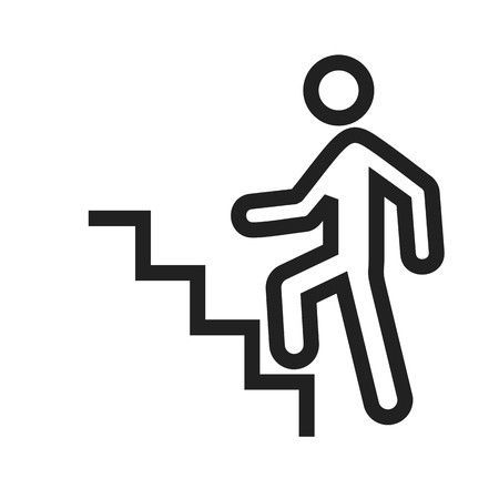 Walking up stairs clipart png free Clipart walking up stairs » Clipart Portal png free