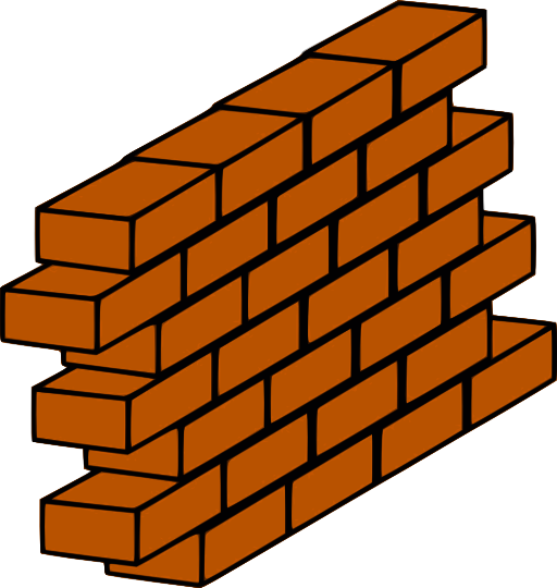 Wall clipart public domain vector download Red Brick Wall Clipart | i2Clipart - Royalty Free Public ... vector download