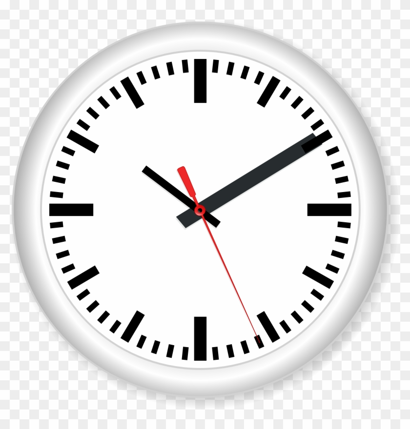 Wall clock clipart png picture black and white Clock To Use Clipart Clipart - Wall Clock Png Clipart ... picture black and white