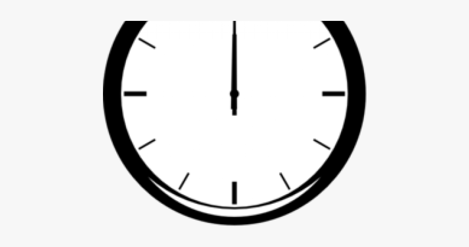 Wall clock clipart png image royalty free Clock Clipart 12 Am - Clock At 12 Pm #794468 - Free Cliparts ... image royalty free