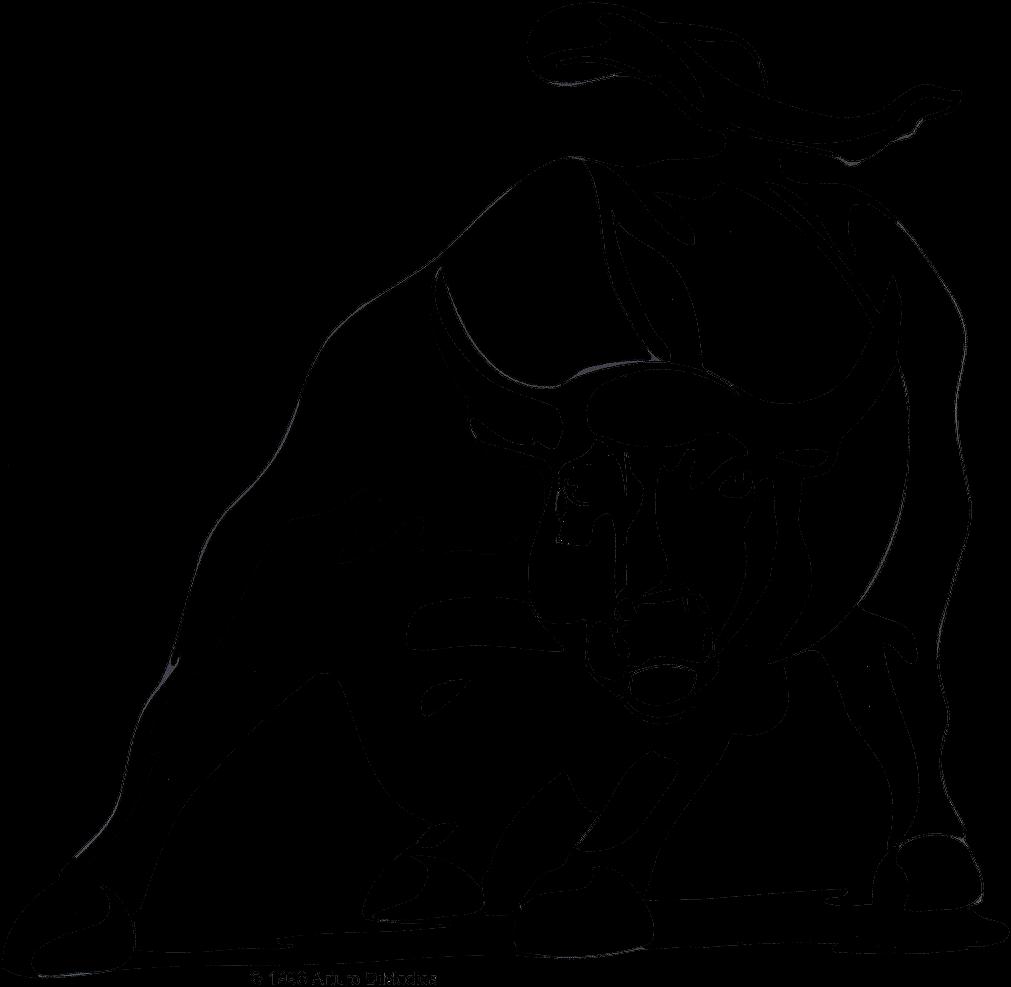Wall street bull clipart clip art free stock Charging Bull Logo By Richard Stokes Wall Street - Clip Art ... clip art free stock