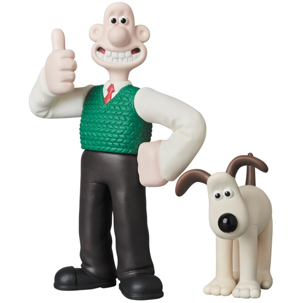 Wallace and gromit clipart jpg freeuse stock UDF Aardman Animations #1 WALLACE & GROMIT jpg freeuse stock