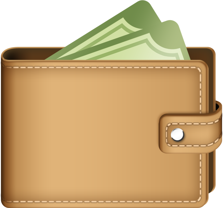 Wallet money clipart picture library stock Delivery and payment - SC Beatrice-Com SRL picture library stock