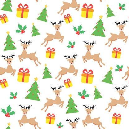 Wallpaper clipart for christmas image stock Seamless Christmas Wallpaper premium clipart - ClipartLogo.com image stock