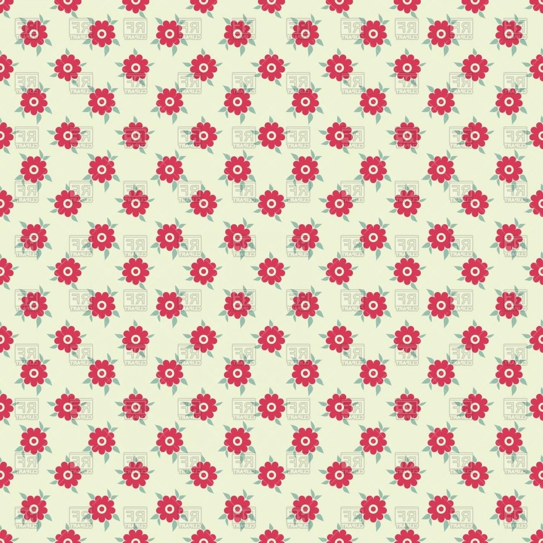Wallpaper clipart vector svg free Elegant Romantic Vintage Wallpaper With Floral Pattern ... svg free