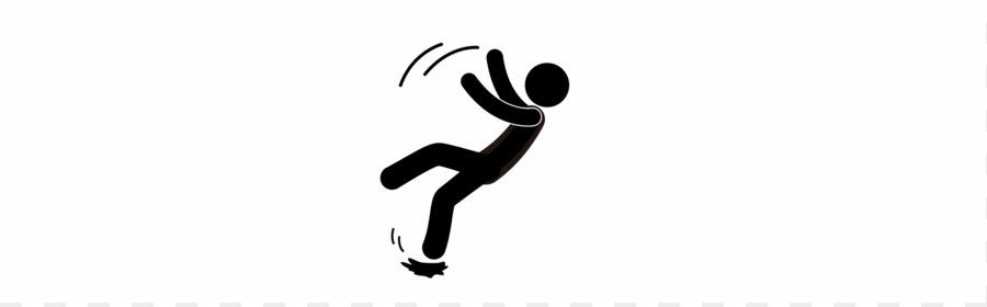 Wallpaper person clipart image freeuse stock Thumb Black Logo Desktop Wallpaper Font - Person Falling ... image freeuse stock