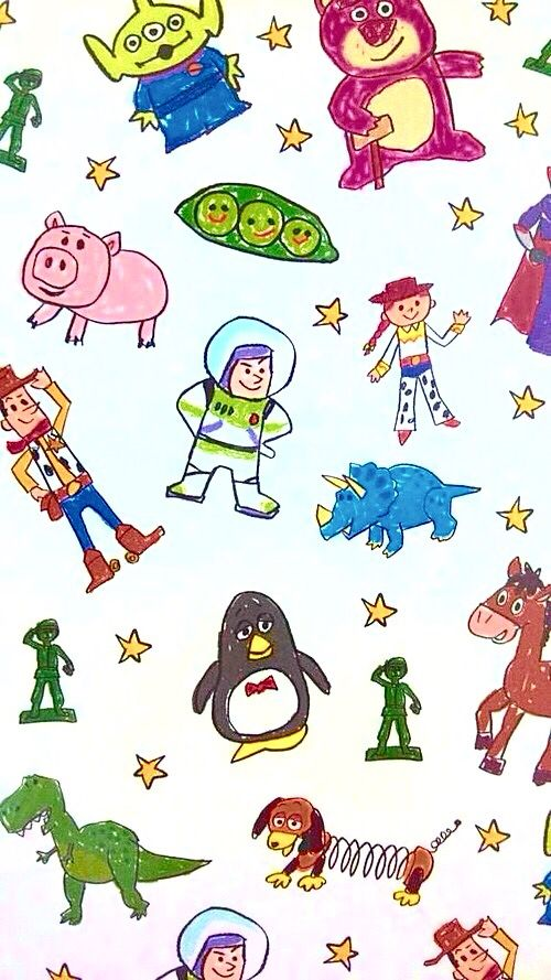 Wallpaper toy story clipart clip black and white download Toy story wallpaper … | Disney | Disney wallpaper, Disney ... clip black and white download