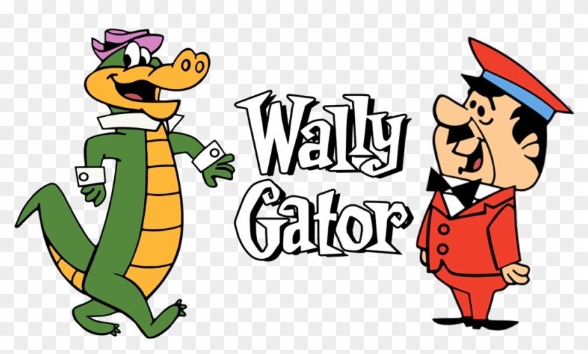 Wally gator clipart clip royalty free library Top Images For Wally Gator Cartoon List On Picsunday - Wally ... clip royalty free library