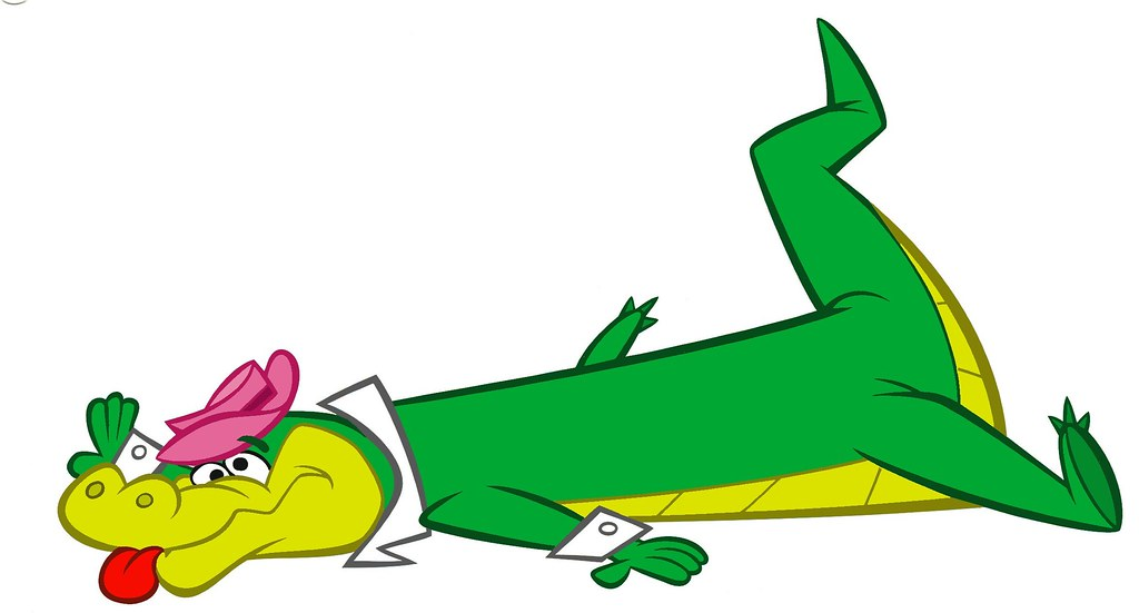 Wally gator clipart picture free Wally Gator | slappy427 | Flickr picture free