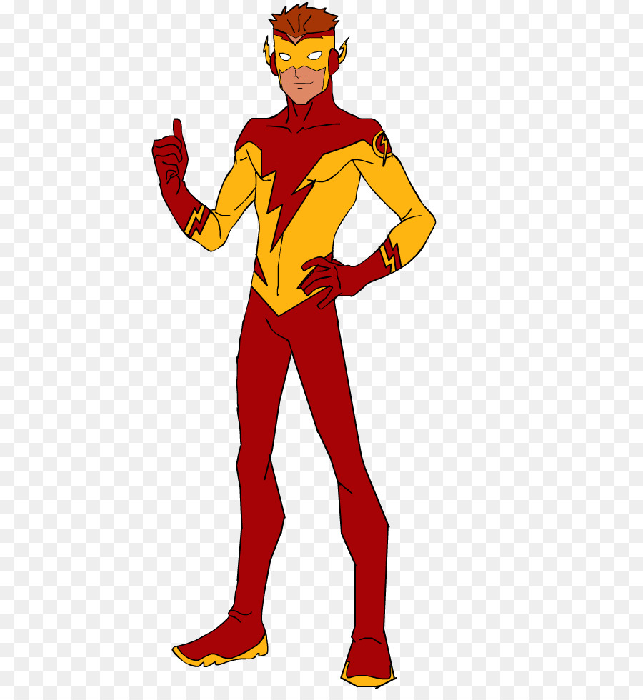 Wally west clipart royalty free Superhero Cartoon clipart - Clothing, Yellow, Cartoon ... royalty free