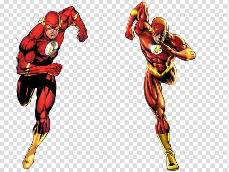 Wally west clipart clip transparent Justice League Heroes: The Flash Wally West Martian ... clip transparent