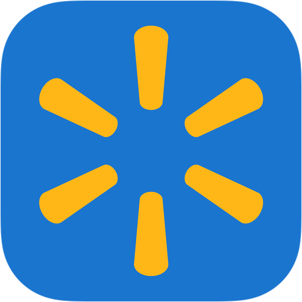 Walmart icon clipart png black and white library Walmart spark Logos png black and white library