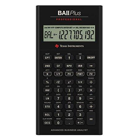 Walmart icon clipart vector library stock Texas Instruments BA II Plus Professional Financial Calculator vector library stock