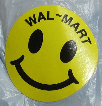 Walmart smiley face clipart image black and white Walmart smiley face Logos image black and white