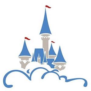 Walt disney castle clipart jpg black and white stock Free Disney Castle Cliparts, Download Free Clip Art, Free ... jpg black and white stock