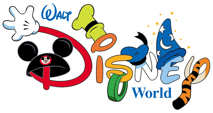 Disneylogo clipart jpg black and white download Identifies All Attractions In Disney World #121738 ... jpg black and white download