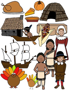 Wampanoag indians clipart clip freeuse Wampanoag Clipart Worksheets & Teaching Resources | TpT clip freeuse