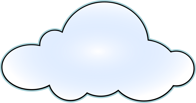 Wan clipart svg library download Free Clipart: Net wan cloud | rgtaylor_csc svg library download