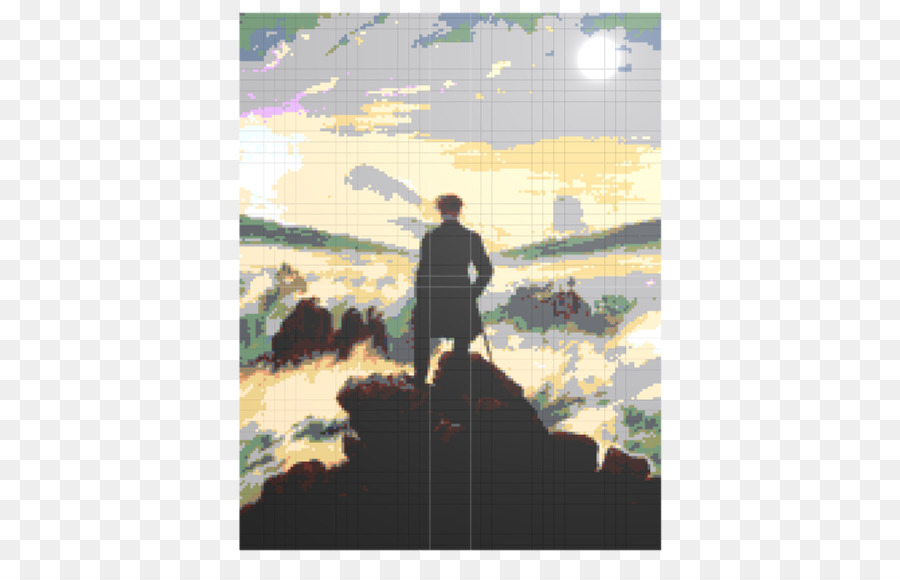 Wanderer above the sea of fog clipart clip art freeuse library Clouds Clipart png download - 1440*900 - Free Transparent ... clip art freeuse library