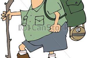 Wanderer mit rucksack clipart clip freeuse download Clipart wanderer mit rucksack 3 » Clipart Portal clip freeuse download
