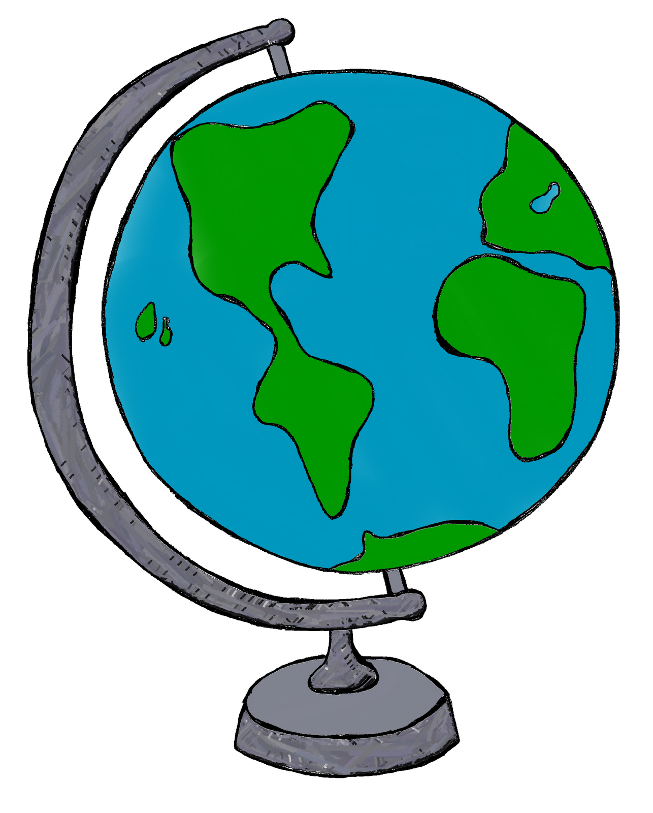 Wanderlust globe clipart free clip black and white Travel The World Clipart | Free download best Travel The ... clip black and white