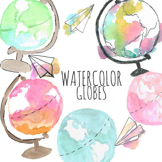 Golbe not who all who wander are lost clipart image freeuse download Pin by Artofprincessm on Etsy Mall | Classroom design, Globe ... image freeuse download