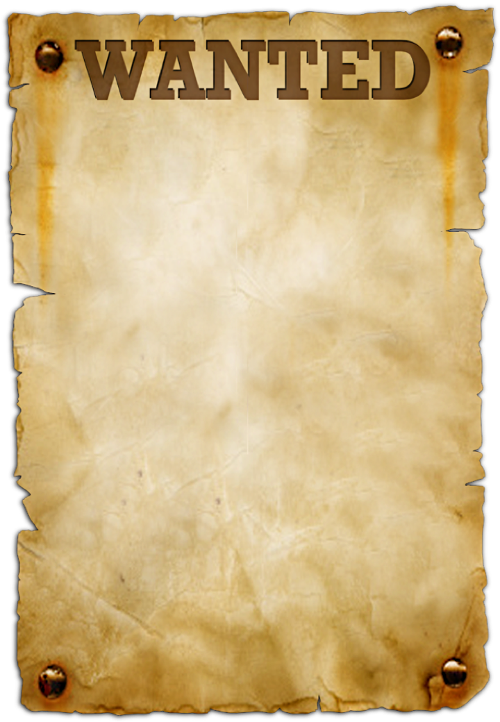 library of wanted poster graphic royalty free stock