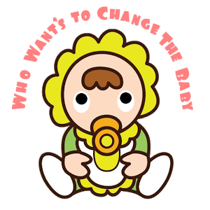 Wants to change clipart picture black and white library Who Wants to Change the Baby 1.0.3 apk   androidappsapk.co picture black and white library