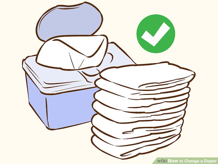 Wants to change clipart svg freeuse 4 Ways to Change a Diaper - wikiHow svg freeuse