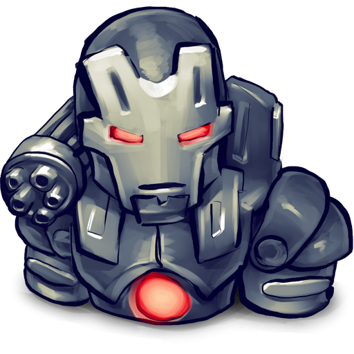 War machine clipart